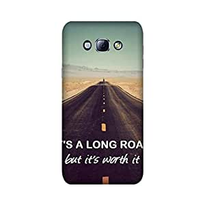 StyleO Samsung Galaxy A8 Designer Printed Case & Covers Matte finish Premium Quality (Samsung Galaxy A8 Back Cover)
