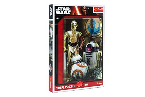 Trefl 07246 - Puzzle Star Wars, 160 Pezzi, Multicolore