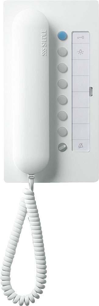 Siedle&Söhne Haustelefon HTC 8110 W weiss Haustelefon 4015739343621   Kundenbewertungen