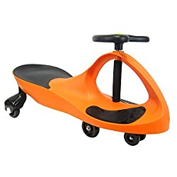 Joy Riders Swing Car, Orange
