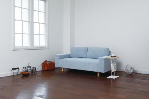 SIEVE シーヴ【stitch sofa ステッチソファ ワイド2シーター】SVE-SF002(Light Blue / ライトブルー)ソファ