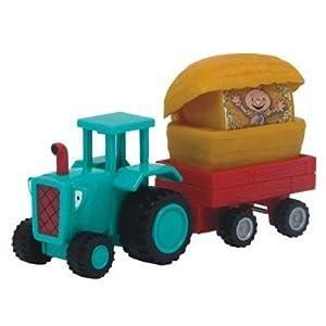 take along bob the builder travis the tractor amazonco