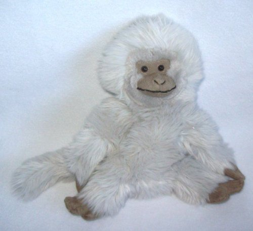 Starbucks Coffee Wildlife Collectibles: Mangabey Monkey Plush Toy, 1st Edition