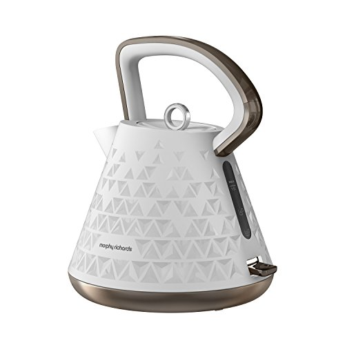 Morphy Richards 108102 Prism Kettle - White