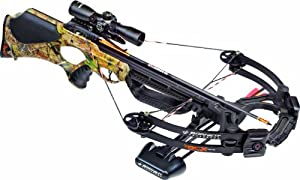 Barnett BCX Buck Commander Extreme CRT Crossbow Package by Barnett