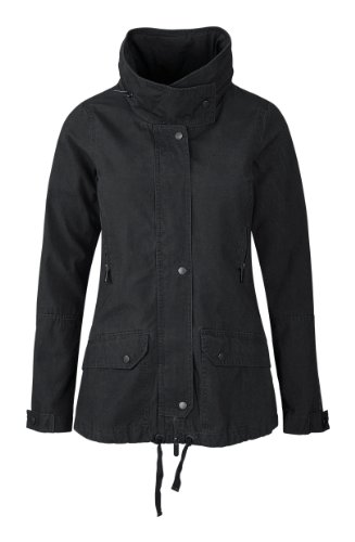 Bench Damen Jacke STATEN, black,