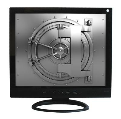 "Defender Security 82-14281 19"" Pro Lcd Security Monitor"