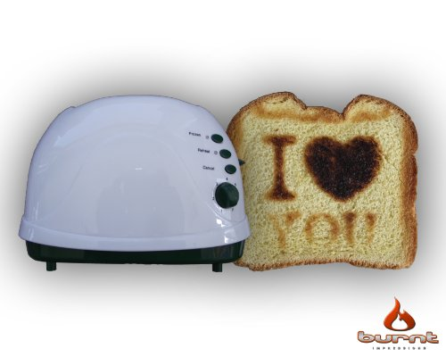 I Love You Toasters (Green) front-225235