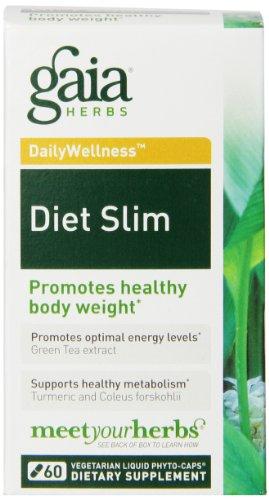 Gaia herbs diet slim