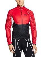 Nalini Chaqueta de Ciclismo Miro (Rojo)