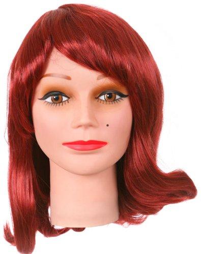 Adult Gilligans Island Ginger Costume Wig