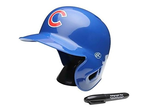 MLB Chicago Cubs Replica Mini Baseball Batting Helmet