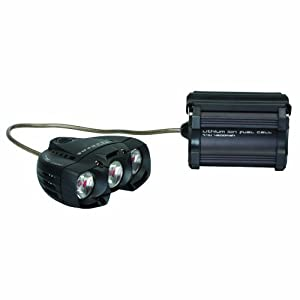 Serfas True 1000 Headlight (Black, One)