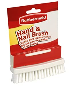 "RUBBERMAID G111-12 HAND & NAIL BRUSH 4-1/4"" X 1-3/8"""
