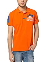 Jimmy Sanders Polo (Naranja)