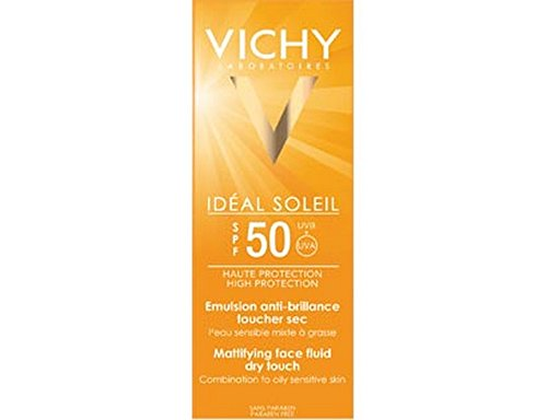 VICHY Crema Solare Viso Capital Dry Touch 50 ml