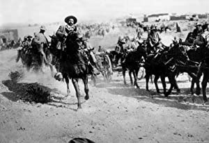 Pancho Villa On Horseback Archival Photo Poster Print - 13x19 custom fit with RichAndFramous Black 19 inch Poster Hangers