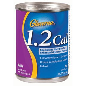 Glucerna 1.2 Cal, 8 fl oz. Cans (24/ Case)