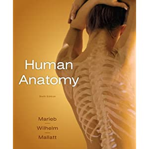 Human Anatomy 6th Edition PDF by Elaine Marieb, Patricia Brady