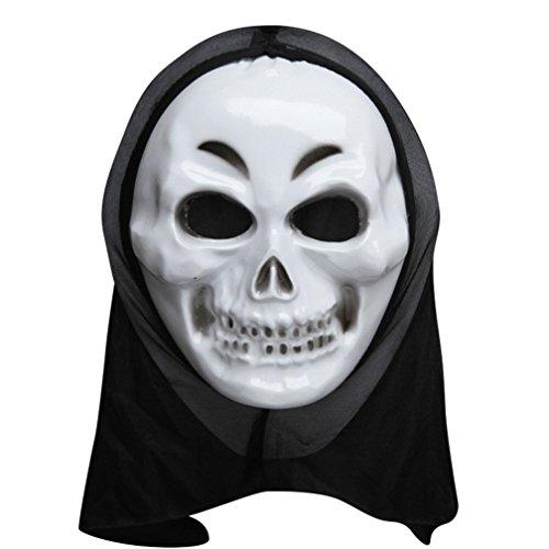 [Evil's Blandness Mask Costume Mask Halloween Mask] (Smiley Horror Mask)