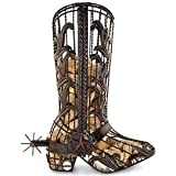 Epic Products Cork Cage Cowboy Boot, 15.5-Inch