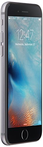 Apple iPhone 6s 64 GB International Warranty Unlocked Cellphone - Retail Packaging (Space Gray)