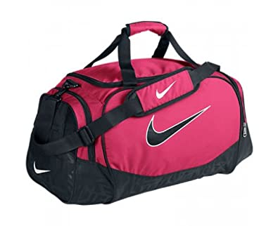 nike sac de sport brasilia 5 taille moyenne chaussures et sacs. Black Bedroom Furniture Sets. Home Design Ideas