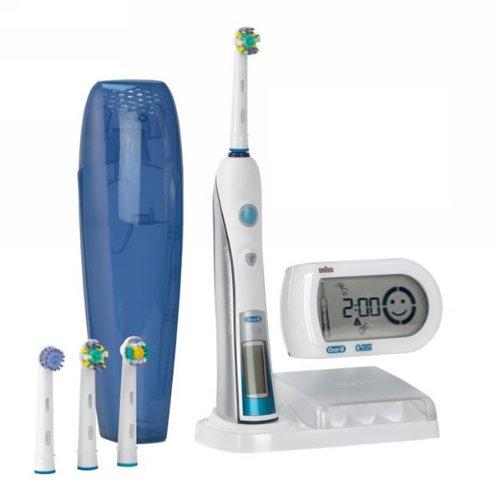 Oral-B Braun Triumph 5000 Premium Electric Toothbrush With Smartguide
