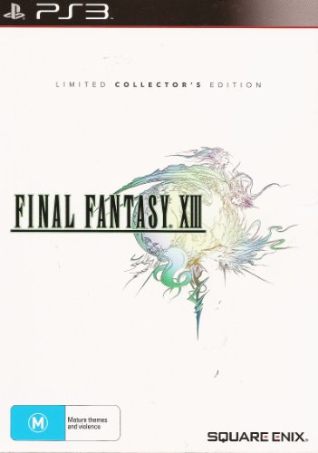 Final Fantasy XIII (Limited Collector's Edition) (Playstation 3)
