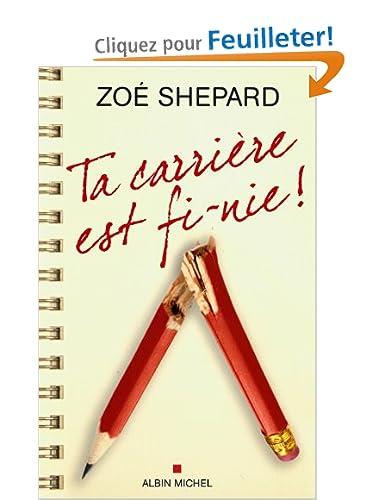 Ta carrière est finie ! - Zoé Shepard