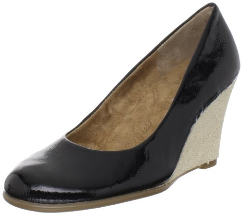 Aerosoles Women's Plum Tree Wedge Pump,Black,8 M US