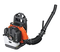 Tanaka TBL-4610 43cc 2-2/5 HP 2-Stroke Midsize Backpack Blower