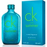 CK ONE SUMMER 2013 EDITION 100ML EAU DE TOILETTE SPRAY