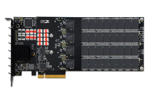 OCZ 800GB Z-Drive R4 CM Series Full Height Form Factor PCIe Solid State Drive With Maximum Read and Write 2800 MB/s and Maximum 500K IOPS- ZD4CM88-FH-800G