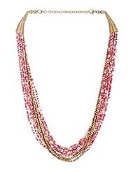 Voylla Handmade Alluring Necklace In Beaded Look