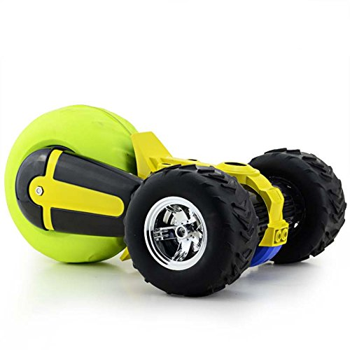 Electronic Remote Control Car Stunt Tricycle For Kids