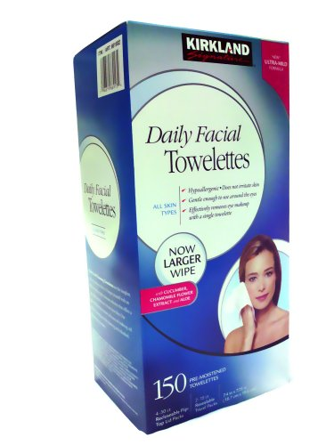 kirkland-signature-hypoallergenic-daily-facial-towelettes-150-ct