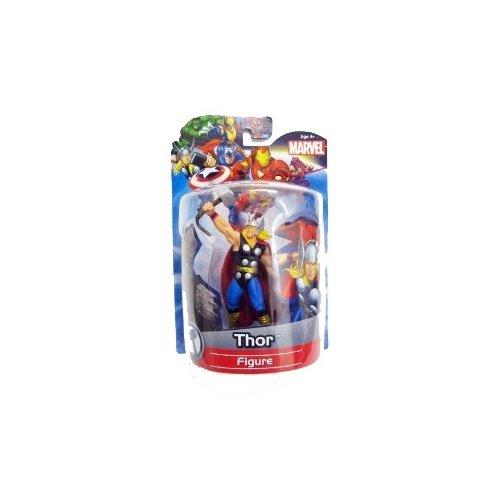"Jamn Products 4"" Marvel Figure - Thor - 1"