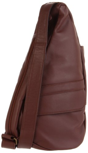 AmeriBag  Classic Healthy 5102 Tote,Chestnut, XS