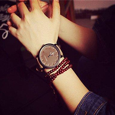 Unisex grande scelta vintage orologio da uomo orologio da polso donne studenti Facile da osservare