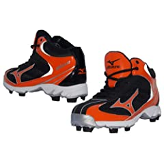 Buy Mizuno Mens 9-spike Blaze Elite Mid Mx by Mizuno