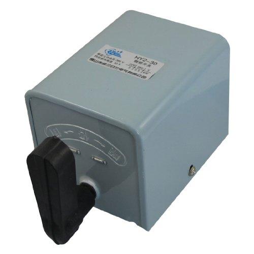 380Vac 30Amp Reversing Drum Switch Forward Stop Reverse Motor Control