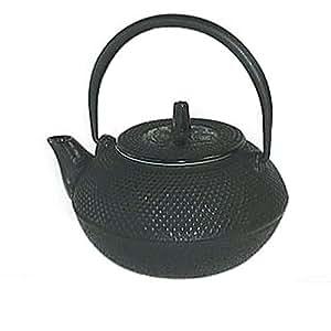 Japanese tetsubin black hobnail cast iron teapot cast iron teapot with infuser - Japanese teapot with infuser ...