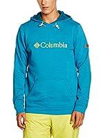 Columbia Sudadera con Capucha Csc Basic Logo Ii Hoodie (Azul)