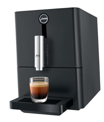 Jura ENA Micro Easy Kaffee Vollautomat schwarz thumbnail