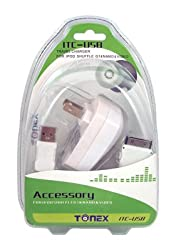 Travel Charger for Ipod/Iphone 3g/Iphone