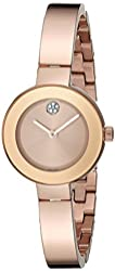 Movado Women's 3600286 Rose Gold Watch with Swarovski Crystal Accents