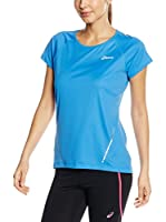 Asics Camiseta Manga Corta Ss Top (Azul Royal)