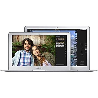 Apple MacBook Air MMGG2HN/A 13-inch Laptop (Core i5/8GB/256GB/OS X El Capitan/Integrated Graphics), Silver