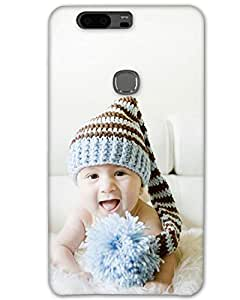 Hugo Huawei Honor 8 Back Cover Hard Case Printed